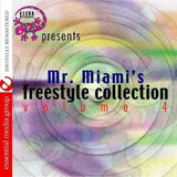 Cd Various Artists Mr  Miami s Freestyle Collection 4    Var