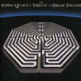 Cd Various Artists String Quartet Tribute To Dream Theater