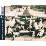 Cd Verve All In The Mind Single Uk