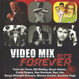 Cd Video Mix Hits Forever Tears For Fears Dee Lite Original