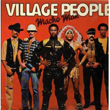 Cd Village People Macho Man