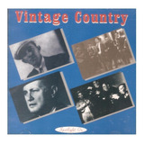 Cd Vintage Country  c  Bill Monroe Gene Autry Jimmie Rodgers