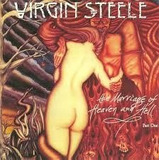 Cd Virgin Steele  The Marriage Of Heaven And Hell  Part One