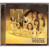 Cd Voices   As 10 Mais Do   Mk Cd Ouro   Novo