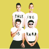 Cd Walk The Moon Talking Is Hard =import= Novo Lacrado
