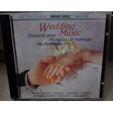 Cd Wedding Music   Hungria Classics   1992   Raro