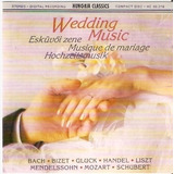 Cd Wedding Music   Hungria Classics   Semi Novo
