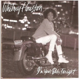 Cd Whitney Houston   I m Your Baby Tonight   Usado