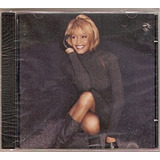 Cd Whitney Houston   My Love Is Your Love   Novo