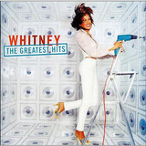 Cd Whitney Houston   The Greatest Hits   2 Cd s  917057