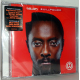 Cd Will i am   Willpower    promoção