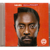 Cd Will I Am    will Power   Novo