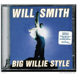 Cd Will Smith   Big Willie Style   Importado