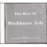 Cd Wishbone Ash   The Best Of   Live