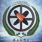 Cd Xavier Rudd & The United Nations Nanna  Importado