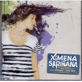 Cd Ximena Sariñana   Different   Novo