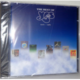 Cd Yes   The Best Of Yes 1970   1987