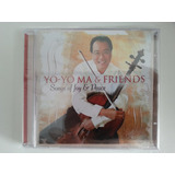 Cd Yo yo Ma & Friends   Songs Of Joy & Peace  2008