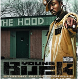 Cd Young Buck   Straight Outta Cashville G unit   Usado