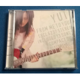 Cd Yui From Me To You