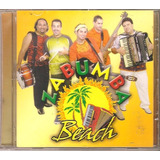 Cd Zabumba   Beach  c  Marcão Do Acordeon Jader Couteiro