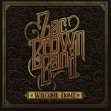 Cd Zac Brown Band Welcome Home Importado