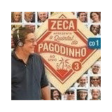 Cd Zeca Pagodinho O Quintal Do Zeca Volume 3 Cd1 2016