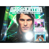 Cd-basshunter-now You´re Gone-the Album-em Otimo Estado