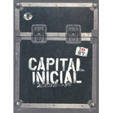 Cd capital Inicial box 2 Cds 1 Dvd capital Acústico Nyc