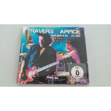 Cd/dvd Travers & Appice - Boom Boom At The House Of Blues!!!