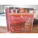 Cd francisco De Assis trilha Sonora Do Espetaculo lacrado