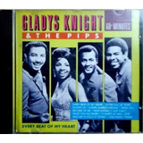 Cd-gladys Knight E The Pips-every Beat Of My Heart-otimo Est