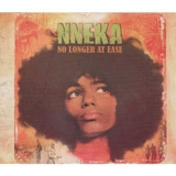 Cd nneka no Longer At Ease 16 Faixas importado otimo Estado