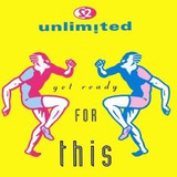 Cd single 2 Unlimited get Ready For This 4 Versões importado
