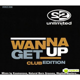 Cd single 2 Unlimited wanna Get Up