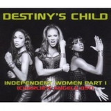 Cd-single-destiny´s Child-independent Women Part I