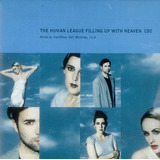 Cd single the Human League filling Up With Heaven importado