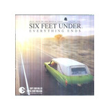 Cd six Feet Under everything Ends em Otimo Estado