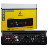 Cd mp3 wma Player H buster Hbd 2480rn  p carros Renault