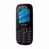 Celular 2 Chips Multilaser Barra Up 3g P9017 Bluetooth Preto
