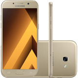 Celular Galaxy A5 2017 Dual Chip Android 6 0 4g Wi fi 64gb