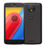 Celular Smartphone Moto C 16gb Tela 5 2 Chips Android 4g Wif