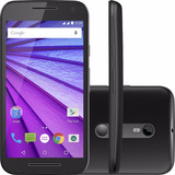 Celular Smartphone Moto G3 G Tlc Android 2 Chips Wifi 3g