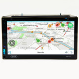 Central Multimidia Android Gps 7' Touch Universal 2din
