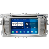 Central Multimidia Android S160 Wifi Ford Focus 2007 A 2011