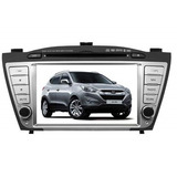 Central Multimidia Hyundai Ix35 Dvd Tv Gps 5 1 Camera De Ré