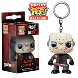 Chaveiro Pocket Pop  Friday The 13th   Jason Voorhees