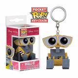 Chaveiro Wall e   Disney Pixar Pocket Pop  Funko