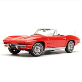 Chevrolet Corvette Sting Ray 1963 1:18 Autoart   71191