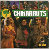 Chimarruts Ao Vivo Cd Lacrado Original Digipack